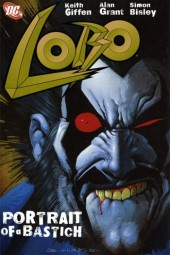 Lobo (One shots & Various) -INT- Portrait of a bastich