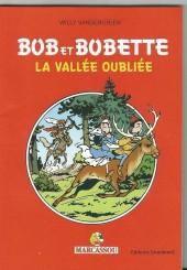 Bob et Bobette (Publicitaire) -Marc1a- La Vallée oubliée