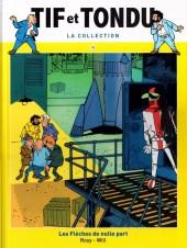 Tif et Tondu - La collection (Hachette)  -10- Les Flèches de nulle part
