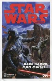 Star Wars - Comics magazine -9B- Dark Vador, mon maître...