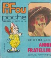 Pifou (Poche) -39- Annie fratellini