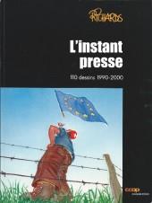 L'instant presse - 110 dessins 1990-2000