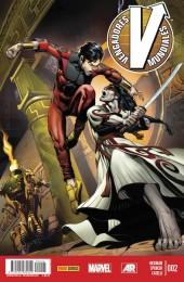 Vengadores Mundiales -2- Imperio I.M.A. Parte 3