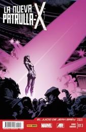 La nueva Patrulla-X -13- El juicio de Jean Grey. Parte 3