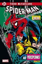 Spider-Man - Coleccionable Spider-Man (McFarlane, Larsen) -2- Percepciones