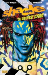 Shade, the Changing Man (1990) -INT01a- The american scream