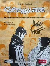 (AUT) Pratt, Hugo (en italien) - Corto Maltese - Le autrici di fumetti interpretano l'eroe di Hugo Pratt