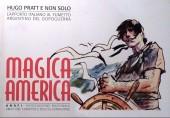 (AUT) Pratt, Hugo (en italien) -TL- Magica America - Hugo Pratt e non solo - L'apporto italiano al fumetto argentino del dopoguerra
