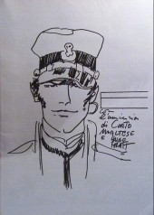(AUT) Pratt, Hugo (en italien) -Cat- Il Corto a Levante