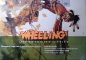 (AUT) Pratt, Hugo (en italien) -Cat- Wheeling - Il sentiero delle amicizie perdute - Omaggio a Hugo Pratt - Acquarelli e tavole originali