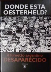 (AUT) Pratt, Hugo (en italien) -Cat- Donde esta Oesterheld ? - il fumetto argentino desaparecido