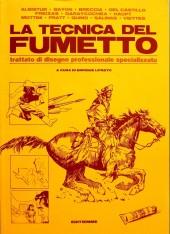 (AUT) Pratt, Hugo (en italien) - La tecnica del fumetto