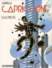 Capricorne -2- Electricité