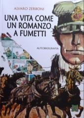 (AUT) Pratt, Hugo (en italien) -TL- Una vita come un romanzo a fumetti
