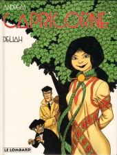 Capricorne -3- Deliah