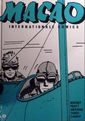 Macao (Pratt) -1TL ALL- Internationale comics