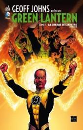 Green Lantern (Geoff Johns présente) -5- La guerre de Sinestro - 2e partie