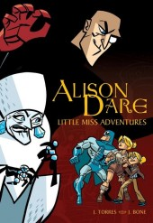 Alison Dare, Little Miss Adventures (2000) -INTa- Little Miss adventures
