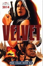 Free Comic Book Day 2014 (France) - Velvet