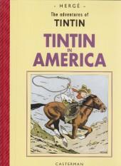 Tintin (The Adventures of) -3FS- Tintin in America