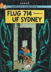 Tintin (en langues régionales) -22Bernois- Flug 714 uf Sydney