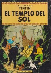 Tintín (Las Aventuras de) -14- El templo del Sol