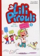 Lili Pirouli -1- Tous avec moi