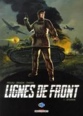 Lignes de front (Pécau) -1- Stonne