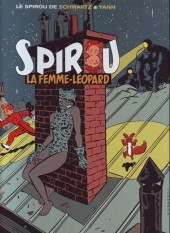 Spirou et Fantasio (Une aventure de.../Le Spirou de...) -7TL- La Femme-léopard