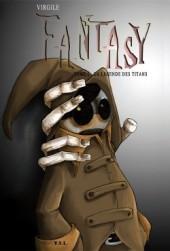 Fantasy -1a- La légende des Titans (couleur)