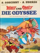 Astérix (en allemand) -26- Asterix und Obelix - Die Odyssee