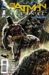 Batman Eternal (2014)  -1- Issue 1