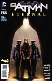 Batman Eternal (2014)  -2- Issue 2