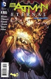 Batman Eternal (2014)  -3- Issue 3