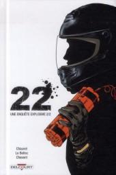 22 -2- Une enquête explosive 2/2