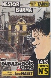 (AS) Comics -5137- Nestor Burma - Une gueule de bois en plomb (3/3)