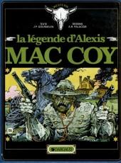 Mac Coy -1b84- La légende d'Alexis Mac Coy