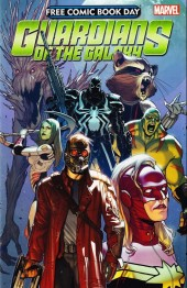 Free Comic Book Day 2014 - Guardians of the Galaxy
