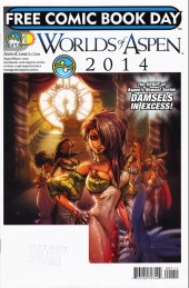 Worlds of Aspen (2006) (Free Comic Book Day) -FCBD 2014- Worlds of Aspen 2014