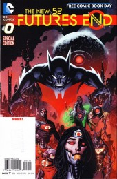 New 52 (The): Futures End (2014) -0FCBD- The New 52: Futures End #0