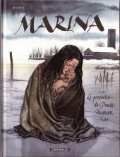Marina (Zidrou/Matteo) -2- La prophétie de Dante Alighieri