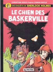 Sherlock Holmes (Une enquête de) - Le Chien des Baskerville