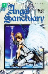 Angel Sanctuary -2- Volume 2