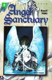 Angel Sanctuary -8- Volume 8