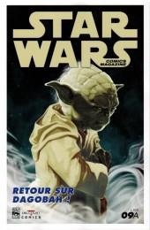 Star Wars - Comics magazine -9A- Retour à Dagobah !