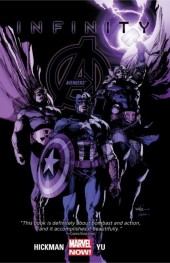 Avengers Vol.5 (Marvel comics - 2013) -INT04- Infinity