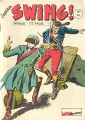 Capt'ain Swing! (1re série) -16- L'homme sans visage