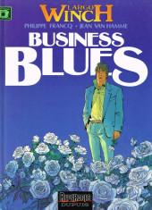 Largo Winch -4- Business Blues