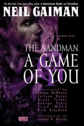 Sandman (The) (1989) -INT05b- A game of you