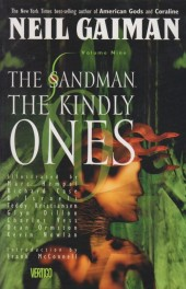 Sandman (The) (1989) -INT09- The kindly ones